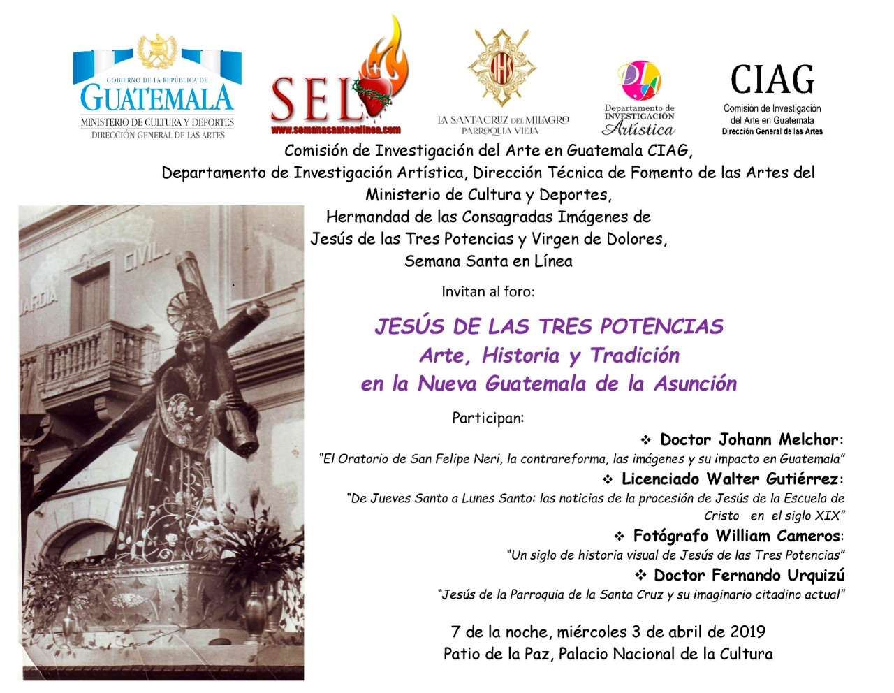Foro de Historia William Cameros